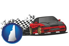 new-hampshire auto racing