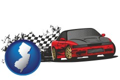 new-jersey auto racing